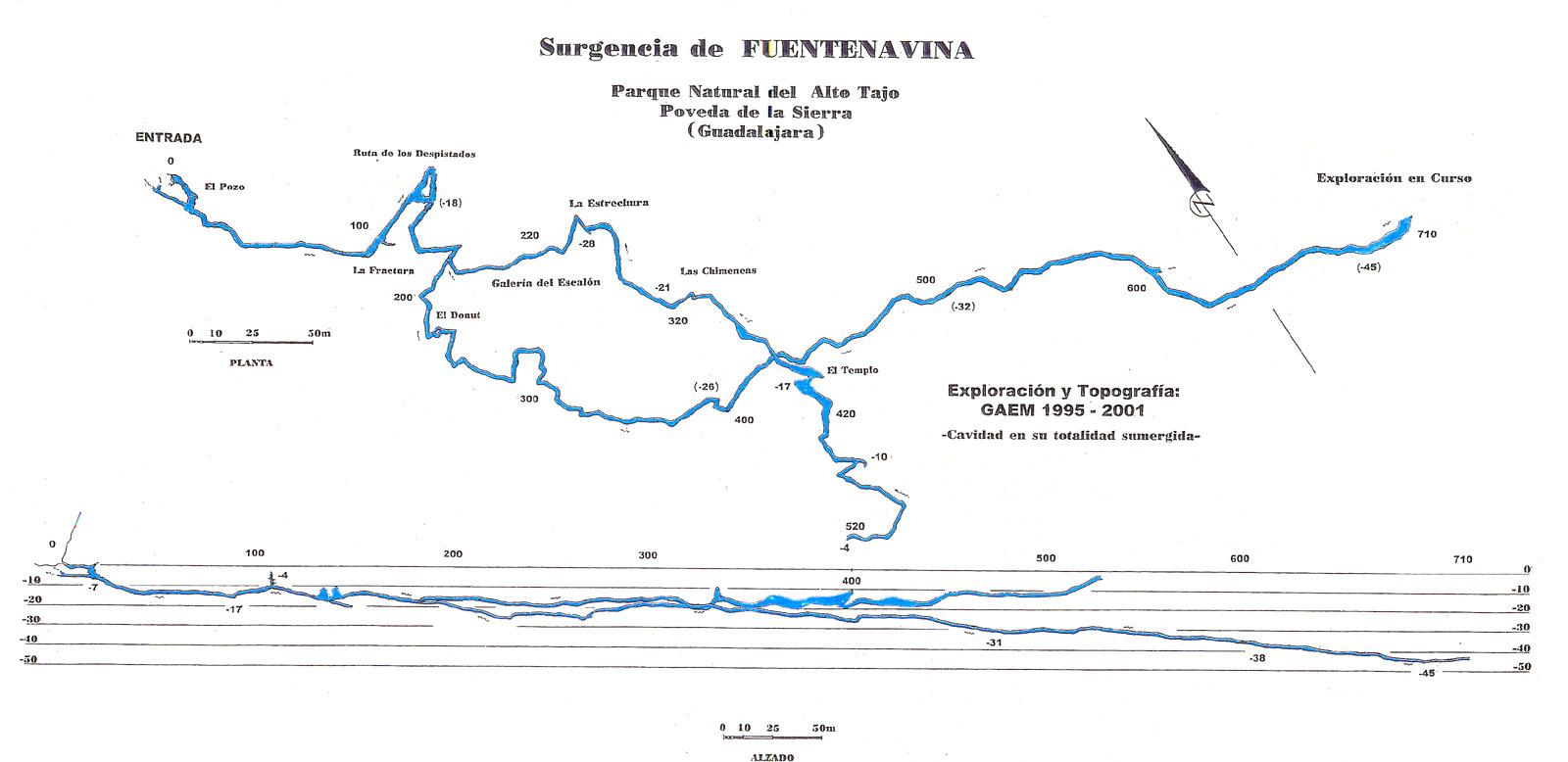 Surgencia de Fuentenavina.Gaem